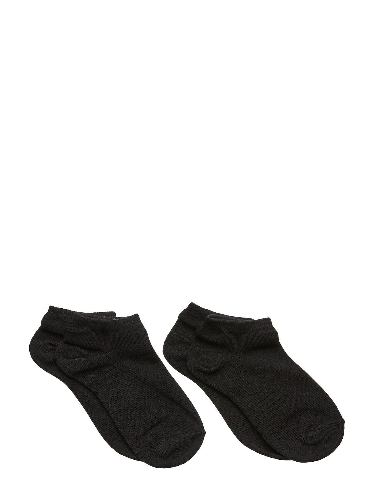 Polarn O. Pyret Socks 2-P Ancle Solid Preschool