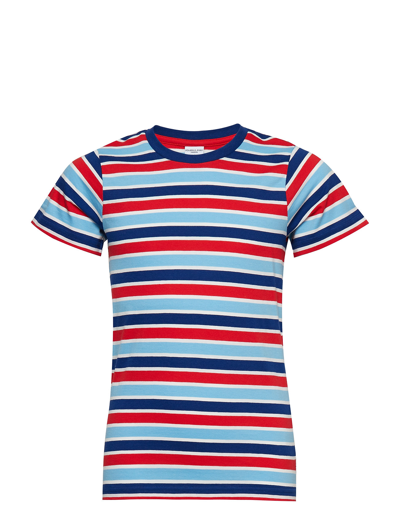 Polarn O. Pyret T-Shirt striped S/S striped School