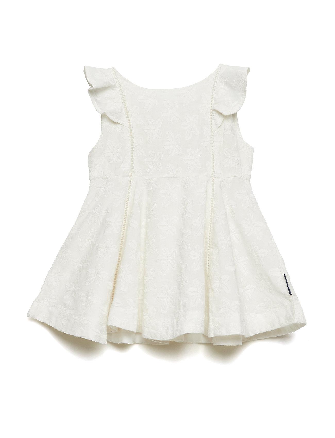 Polarn O. Pyret Dress Embroidery Preschool