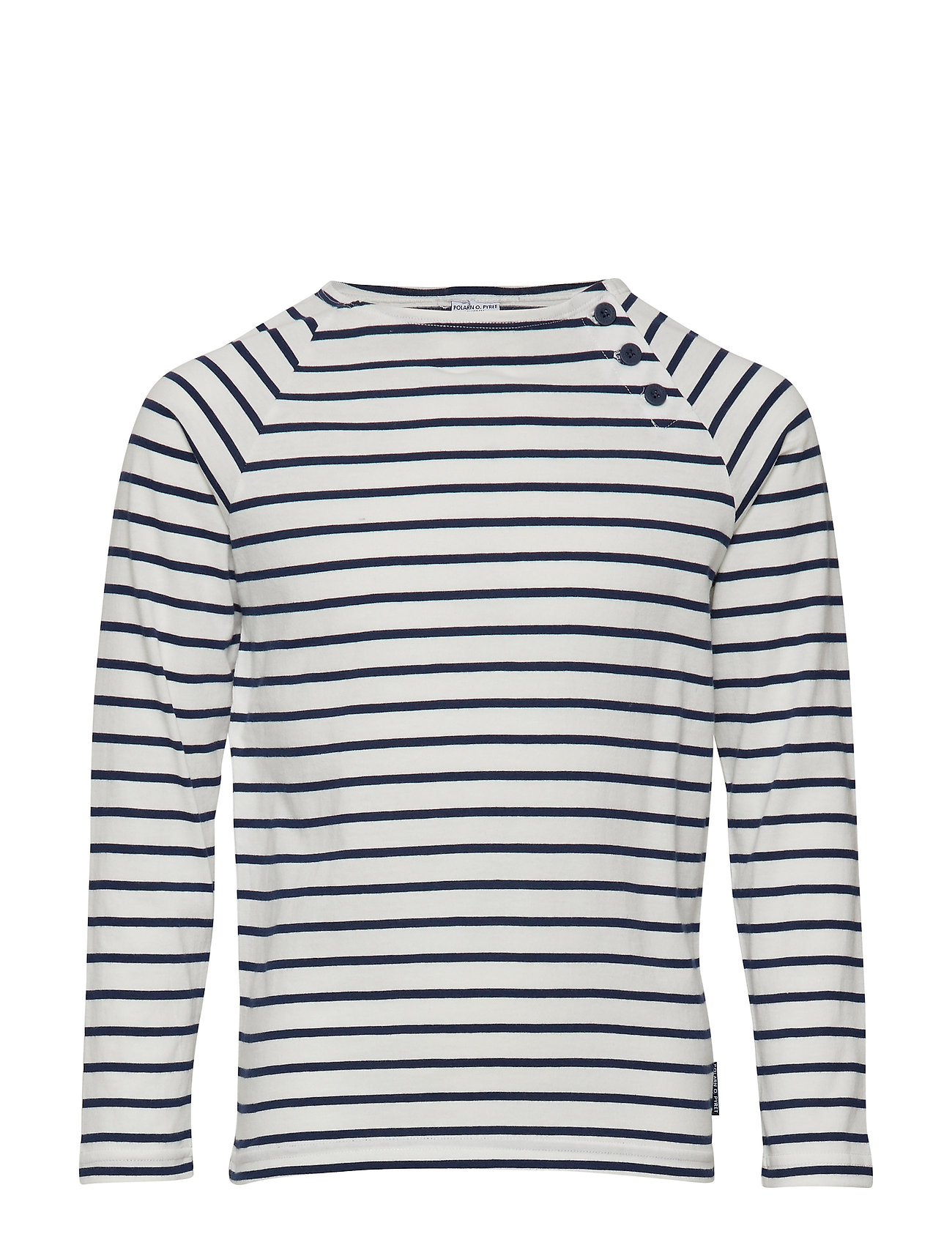 Polarn O. Pyret Top l/s striped School