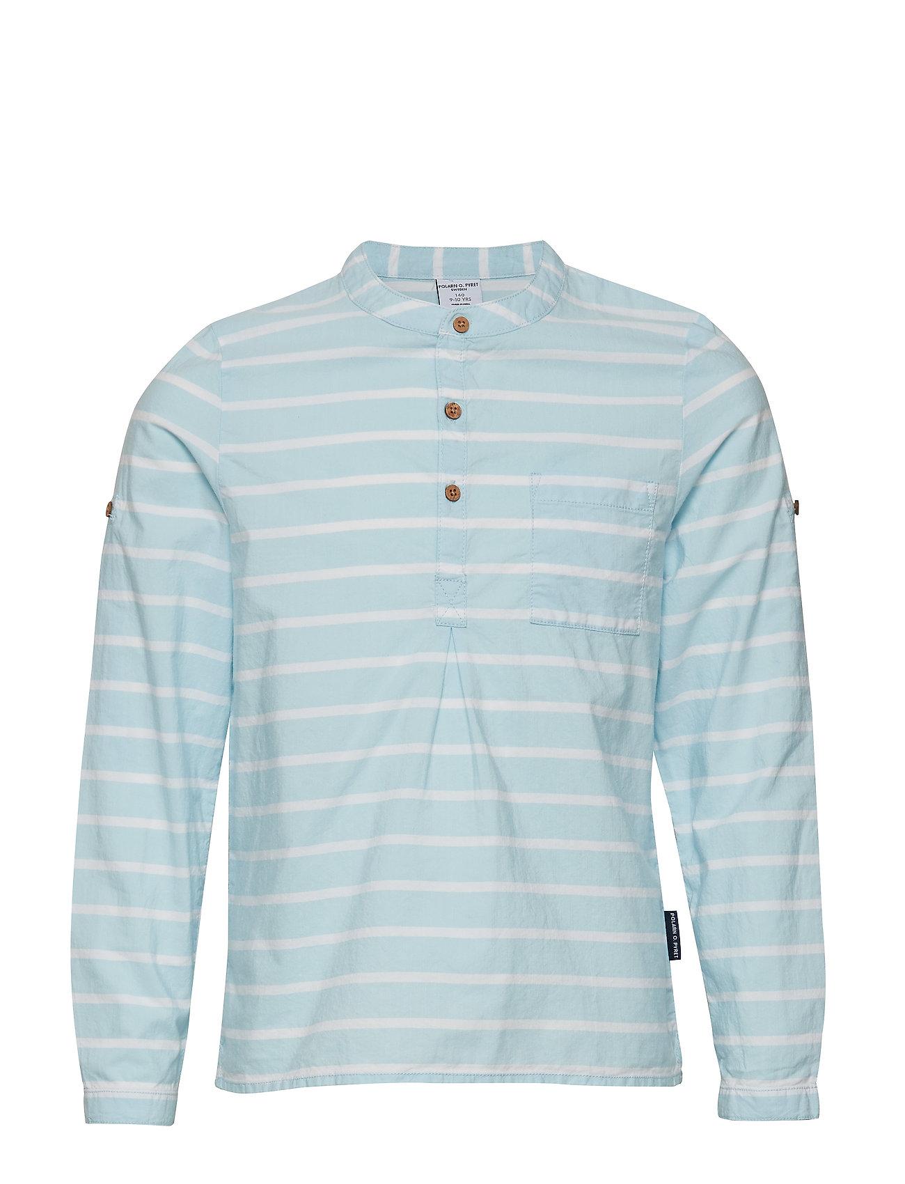 Polarn O. Pyret Shirt S/S woven School