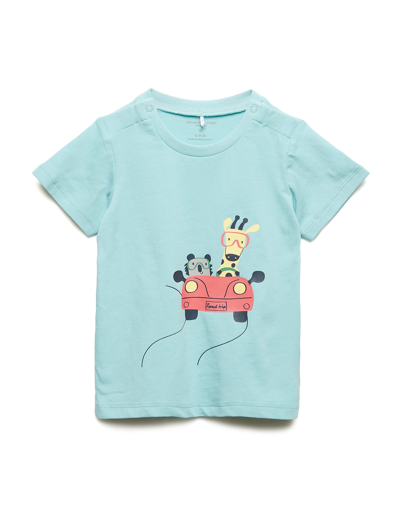 Polarn O. Pyret T-shirt S/S Baby