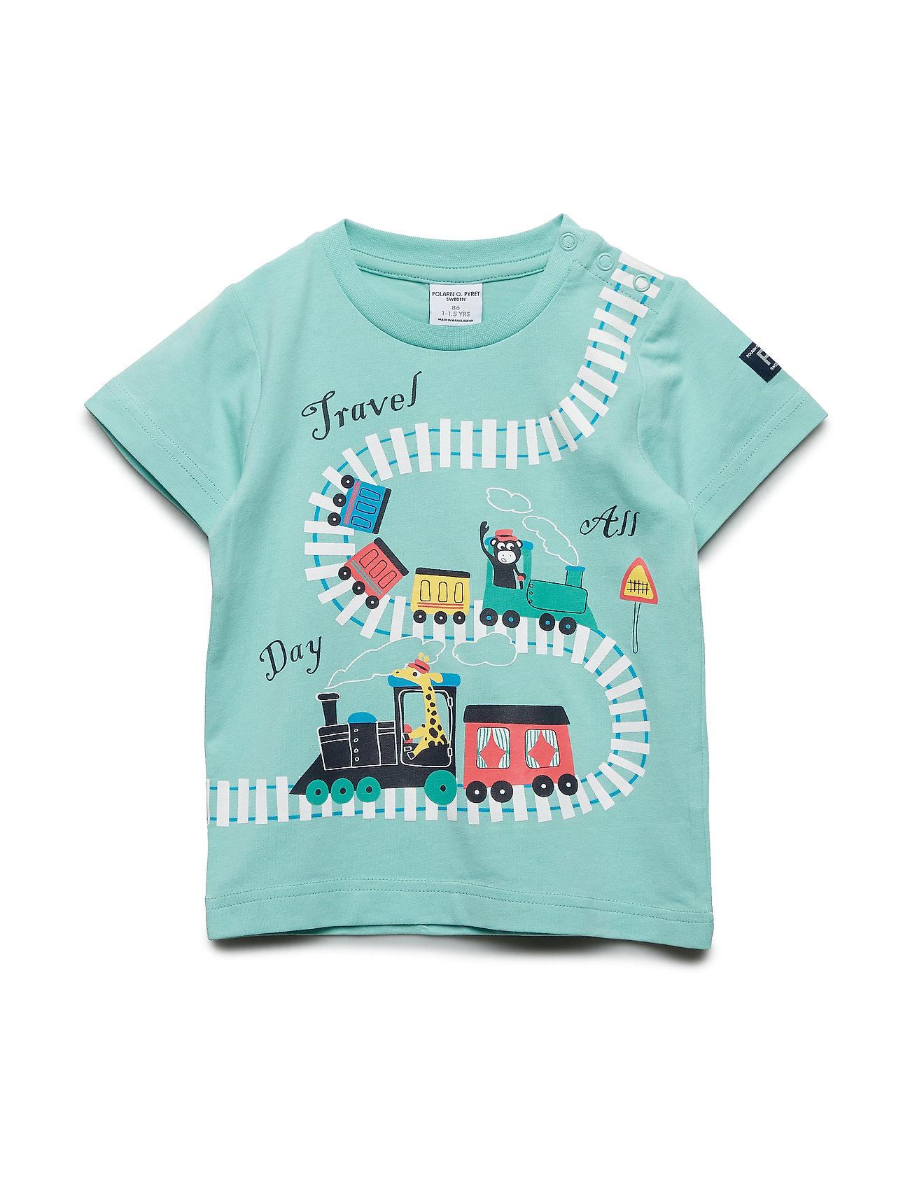 Polarn O. Pyret T-Shirt S/S print Preschool