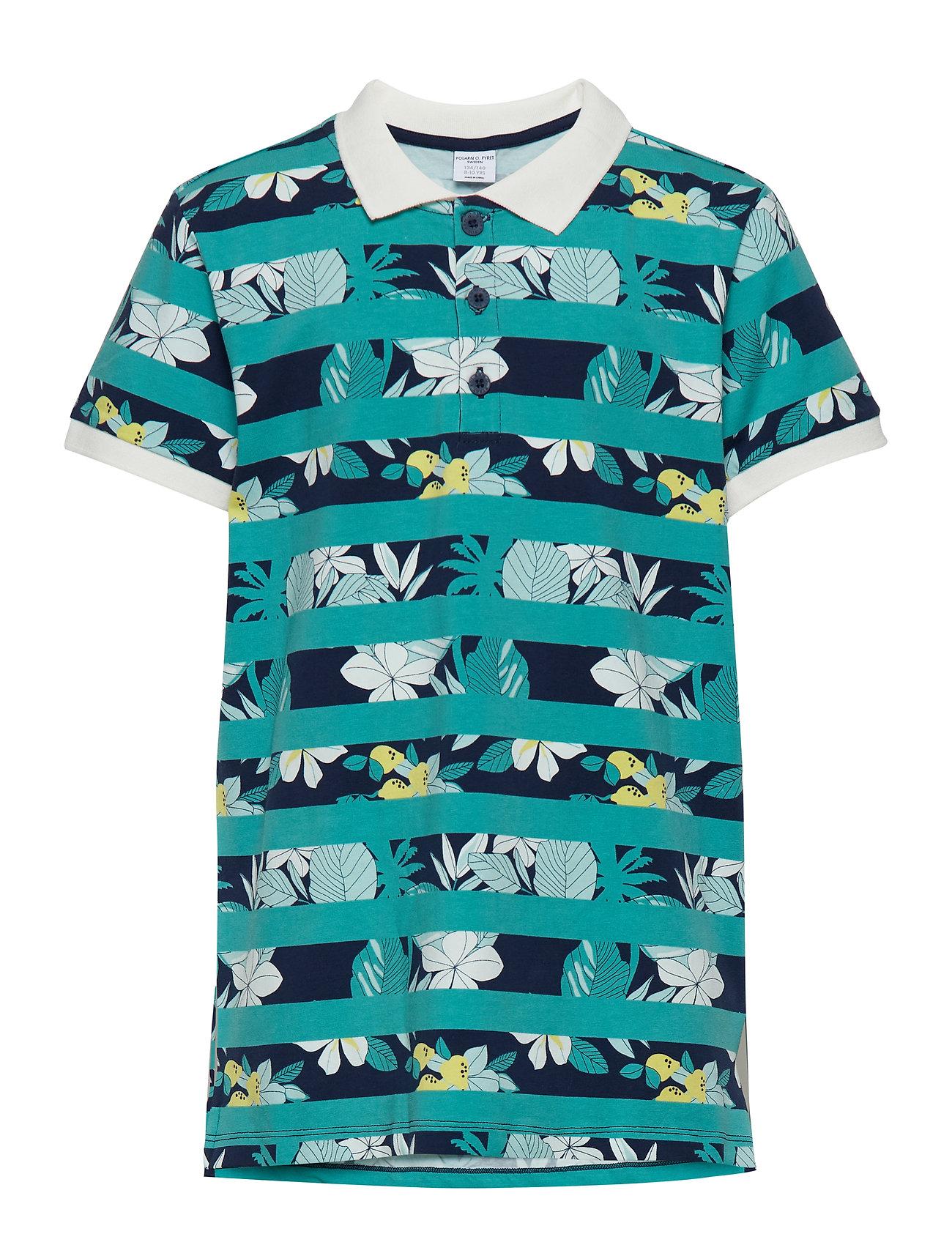 Polarn O. Pyret T-shirt S/S Piké School
