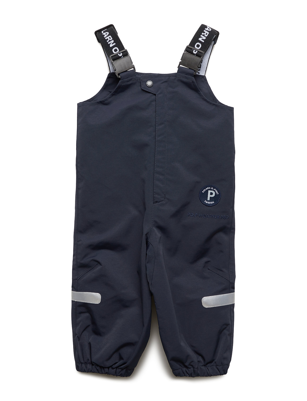 Polarn O. Pyret Trousers Shell Baby - DARK SAPPHIRE