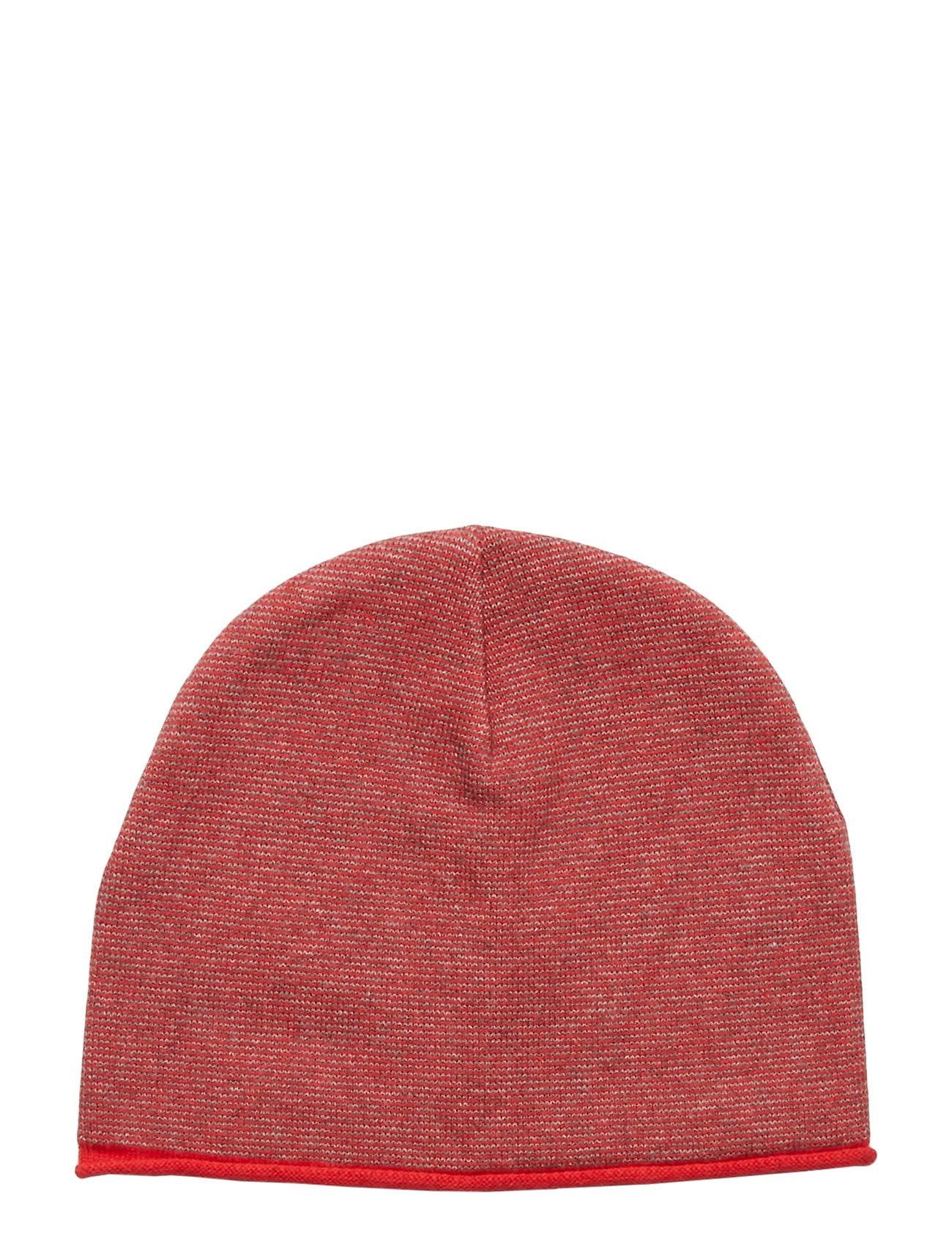 Polarn O. Pyret Cap Solid Preschool - RIBBON RED