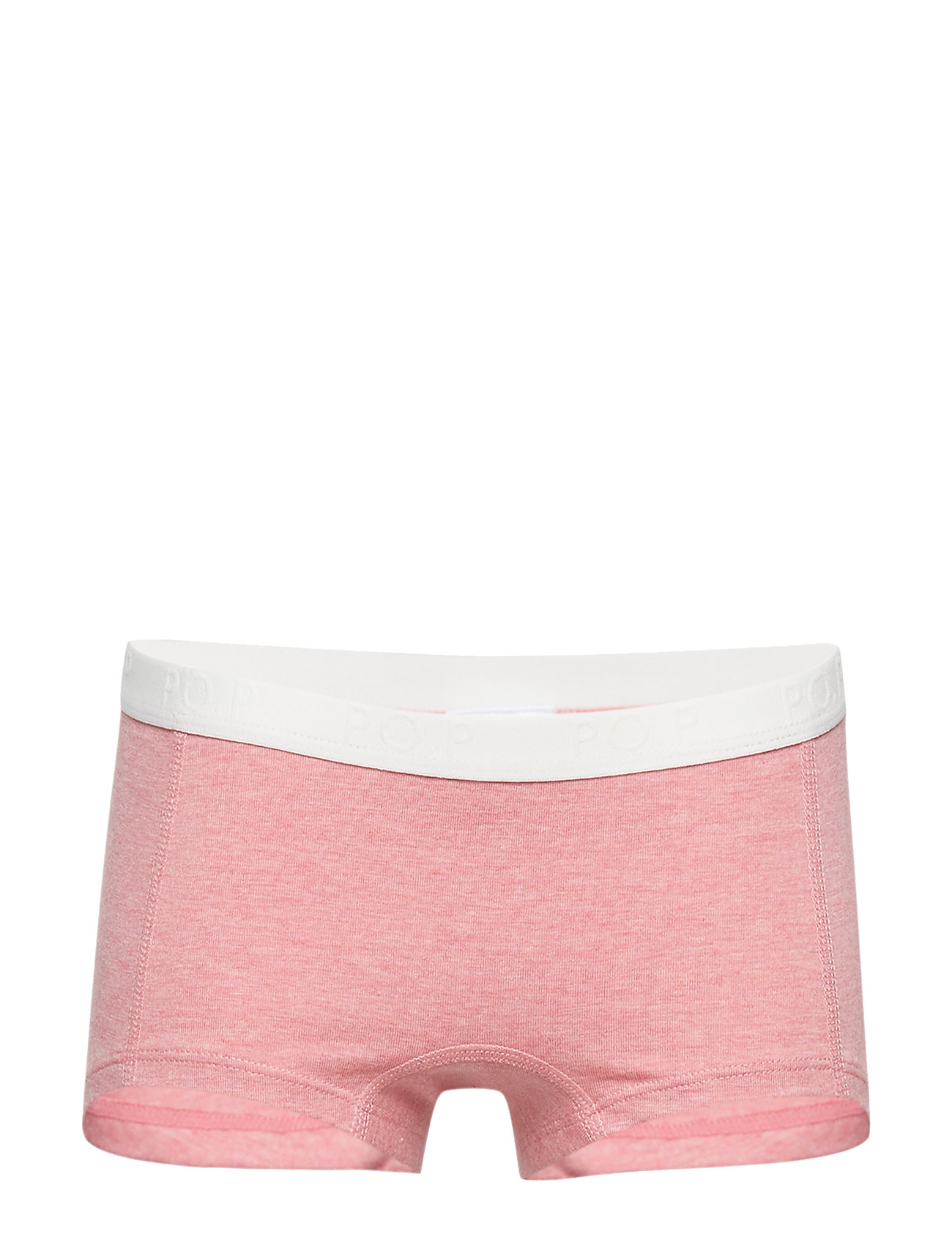 Polarn O. Pyret Girl Boxer Solid School - BRANDIED APRICOT
