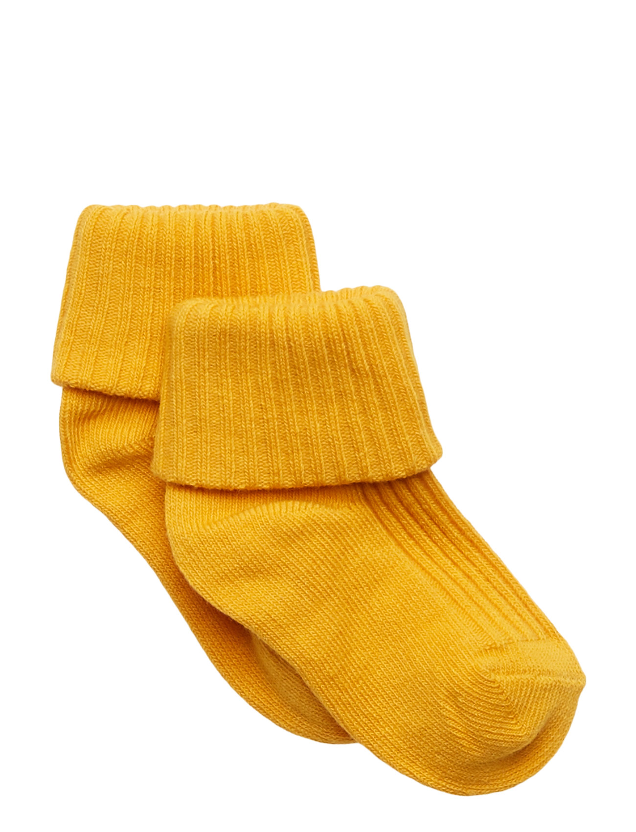 Polarn O. Pyret Sock Solid Baby - ARTISAN´S GOLD