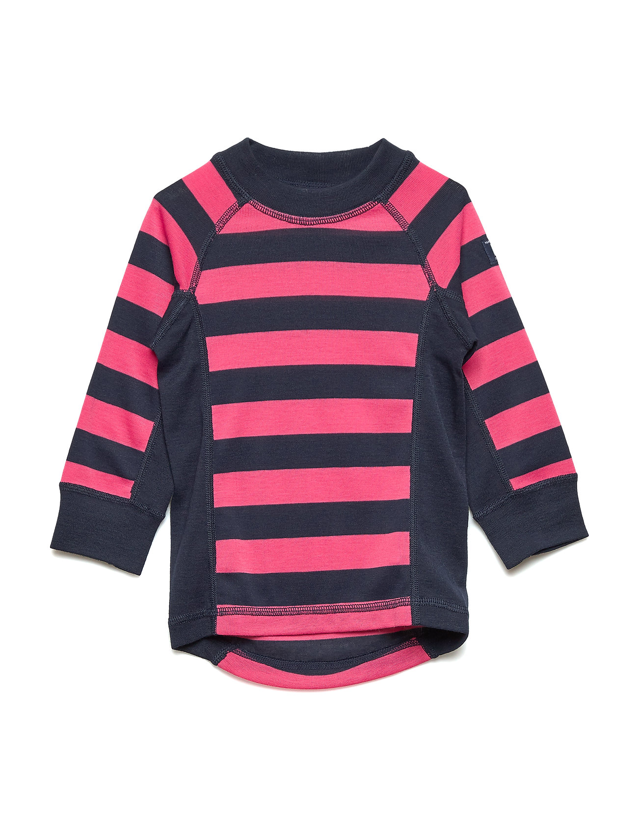 Polarn O. Pyret Sweater Polyester Solid PreSchool - FRUIT DOVE
