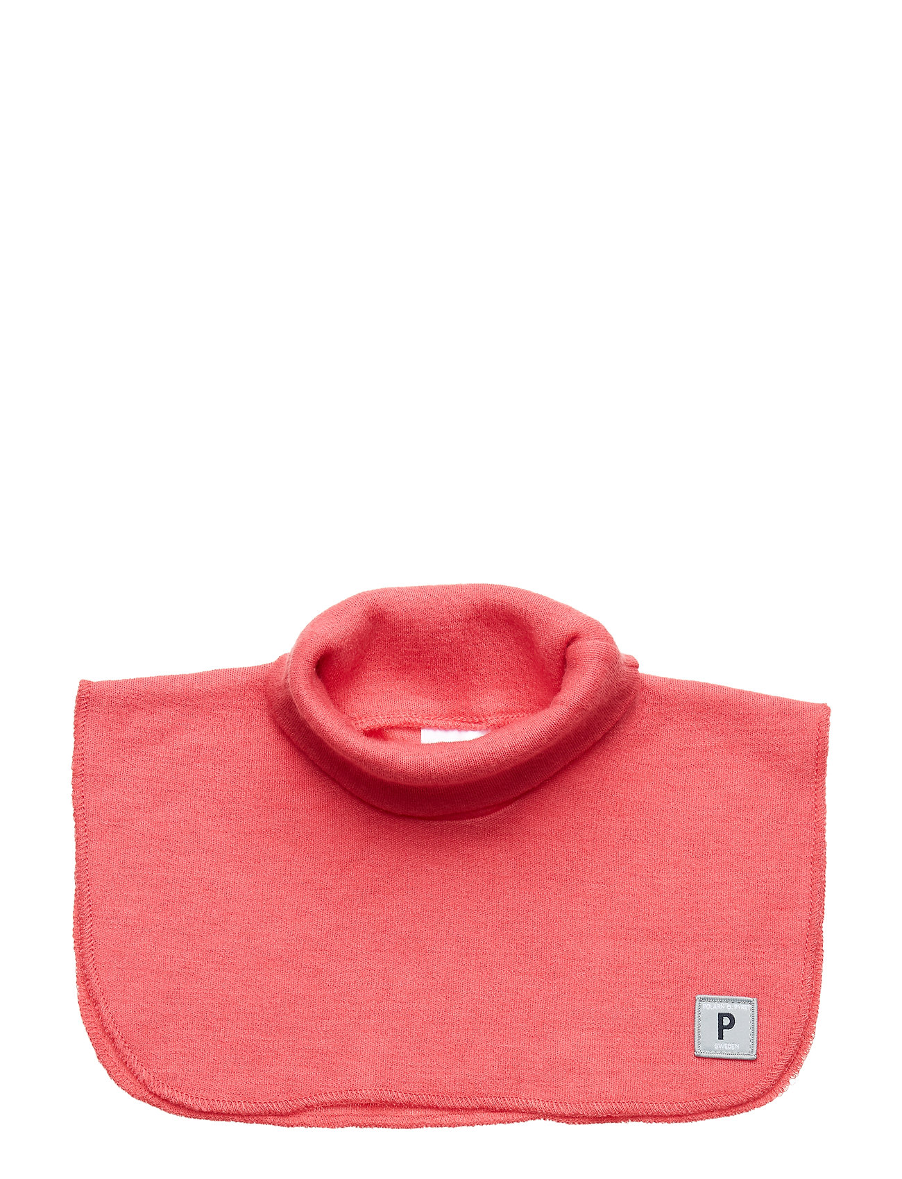 Polarn O. Pyret Neckwarmer Wool Solid preschool - FRUIT DOVE