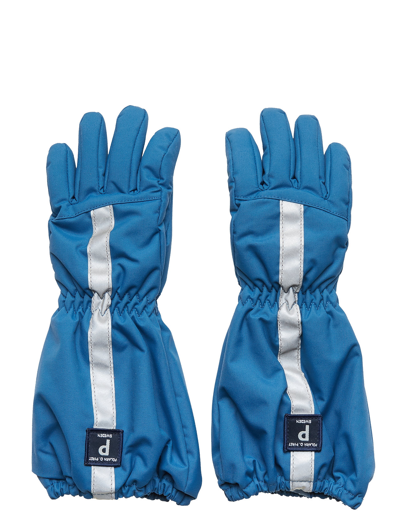 Polarn O. Pyret Glove Solid PreSchool - DARK BLUE