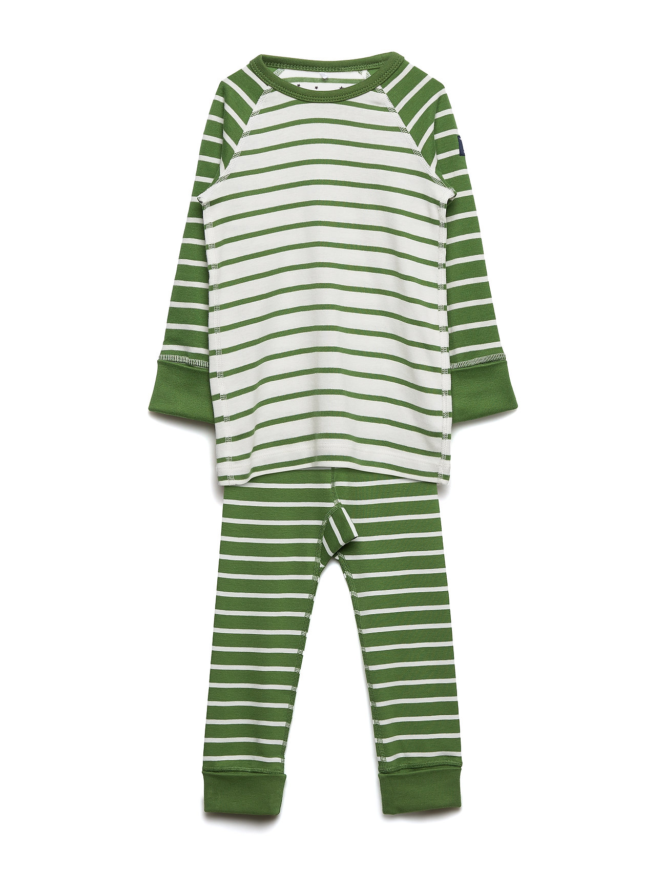 Polarn O. Pyret Pyjamas AOP Preschool - WILLOW BOUGH