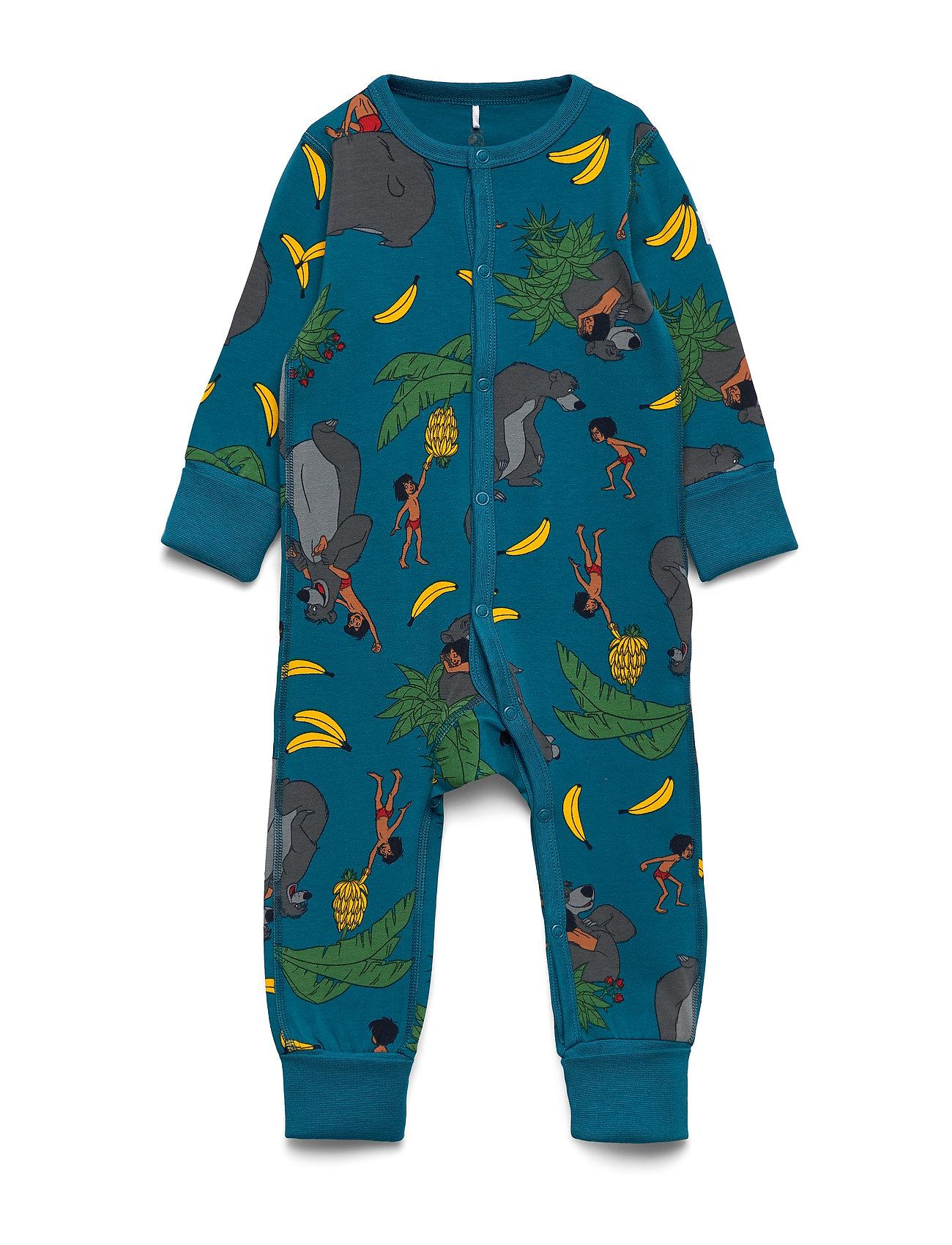 Polarn O. Pyret Pyjamas AOP Baby - CELESTIAL