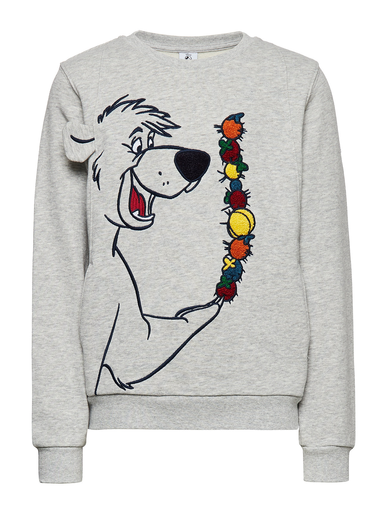 Polarn O. Pyret Disney Collection Sweater l/s  School - GREYMELANGE