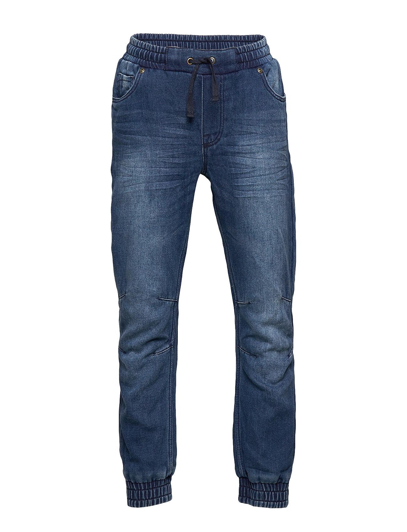 Polarn O. Pyret Jeans Regular School - BLUE DENIM