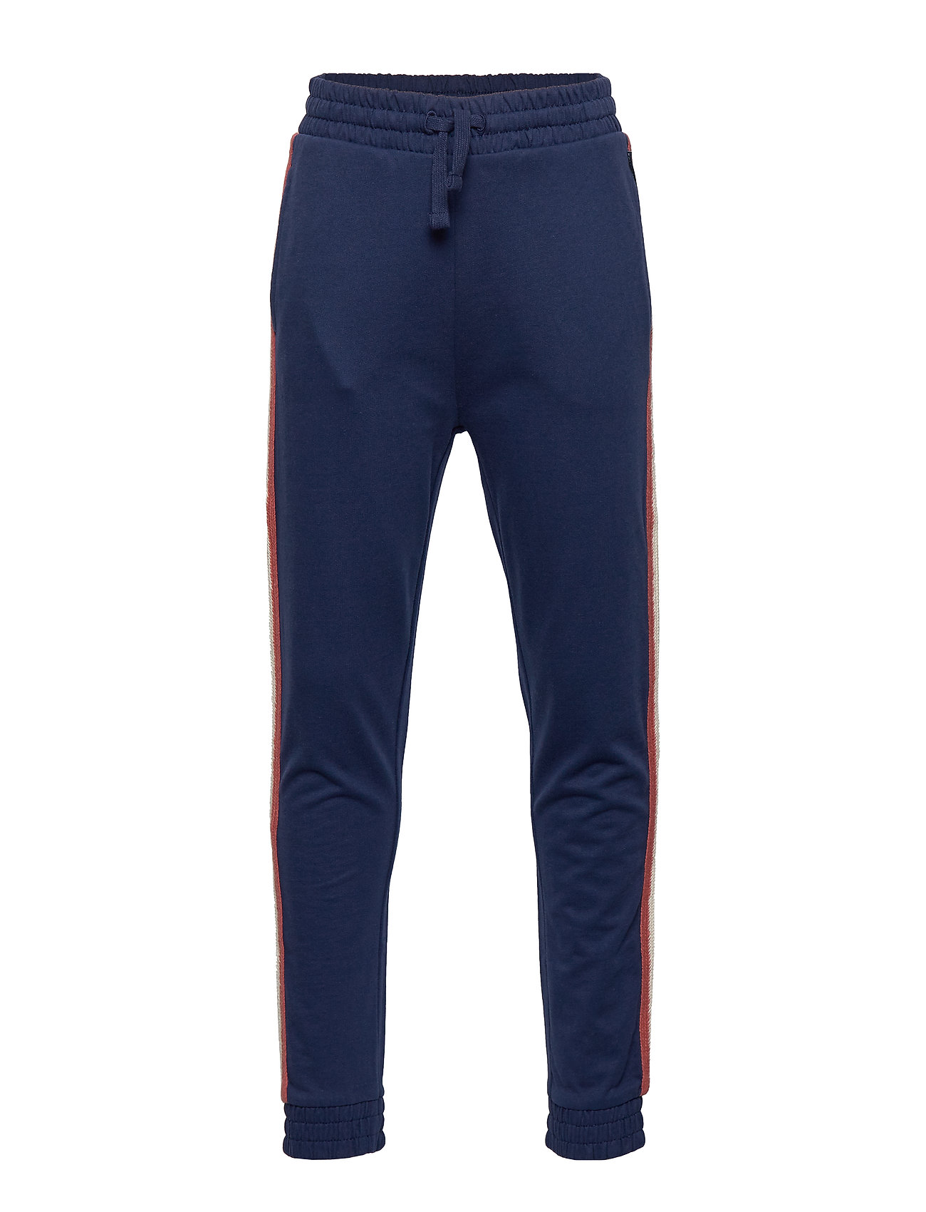 Polarn O. Pyret Trousers Jersey School - MEDIEVAL BLUE