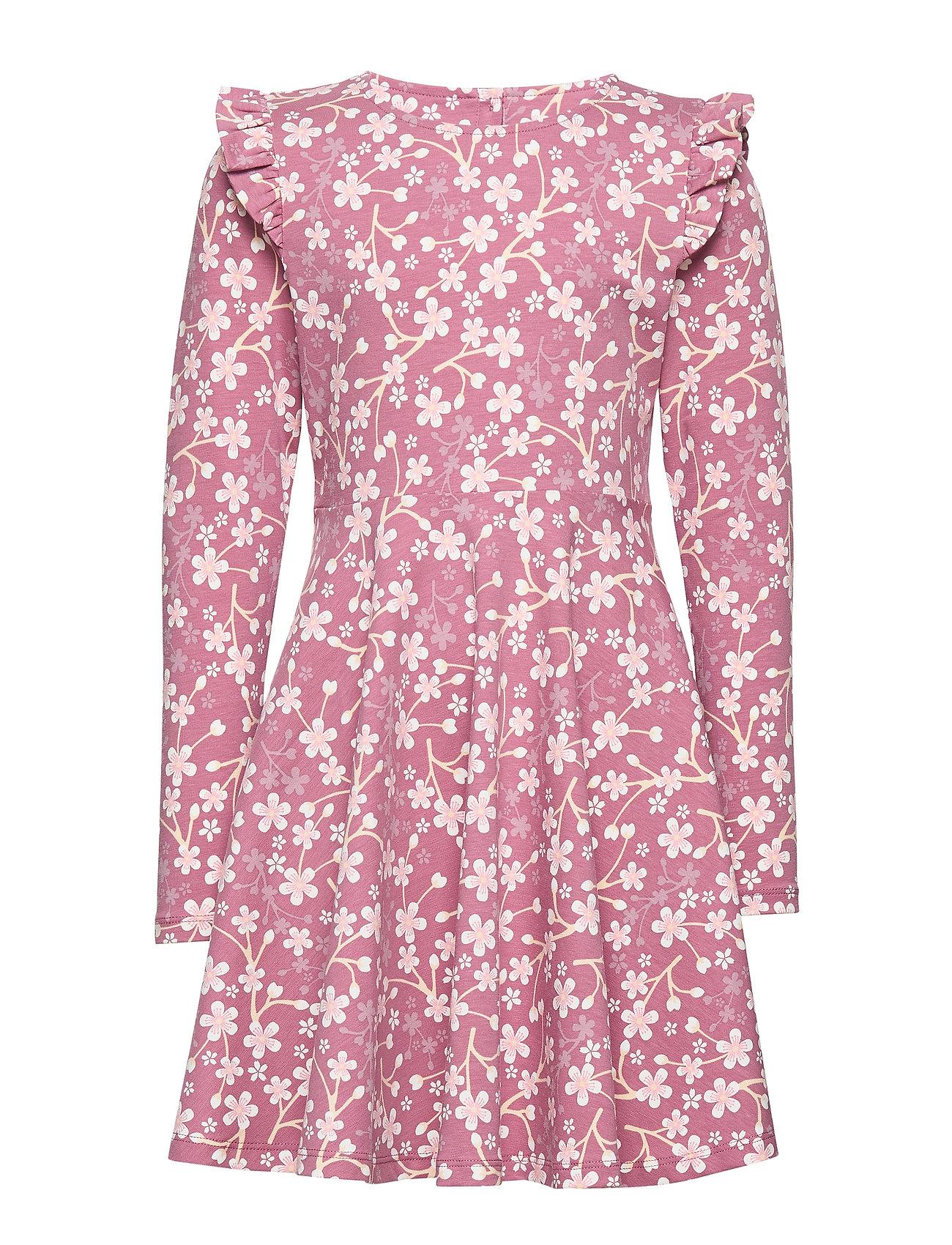 Polarn O. Pyret Dress Jersey School - HEATHER ROSE