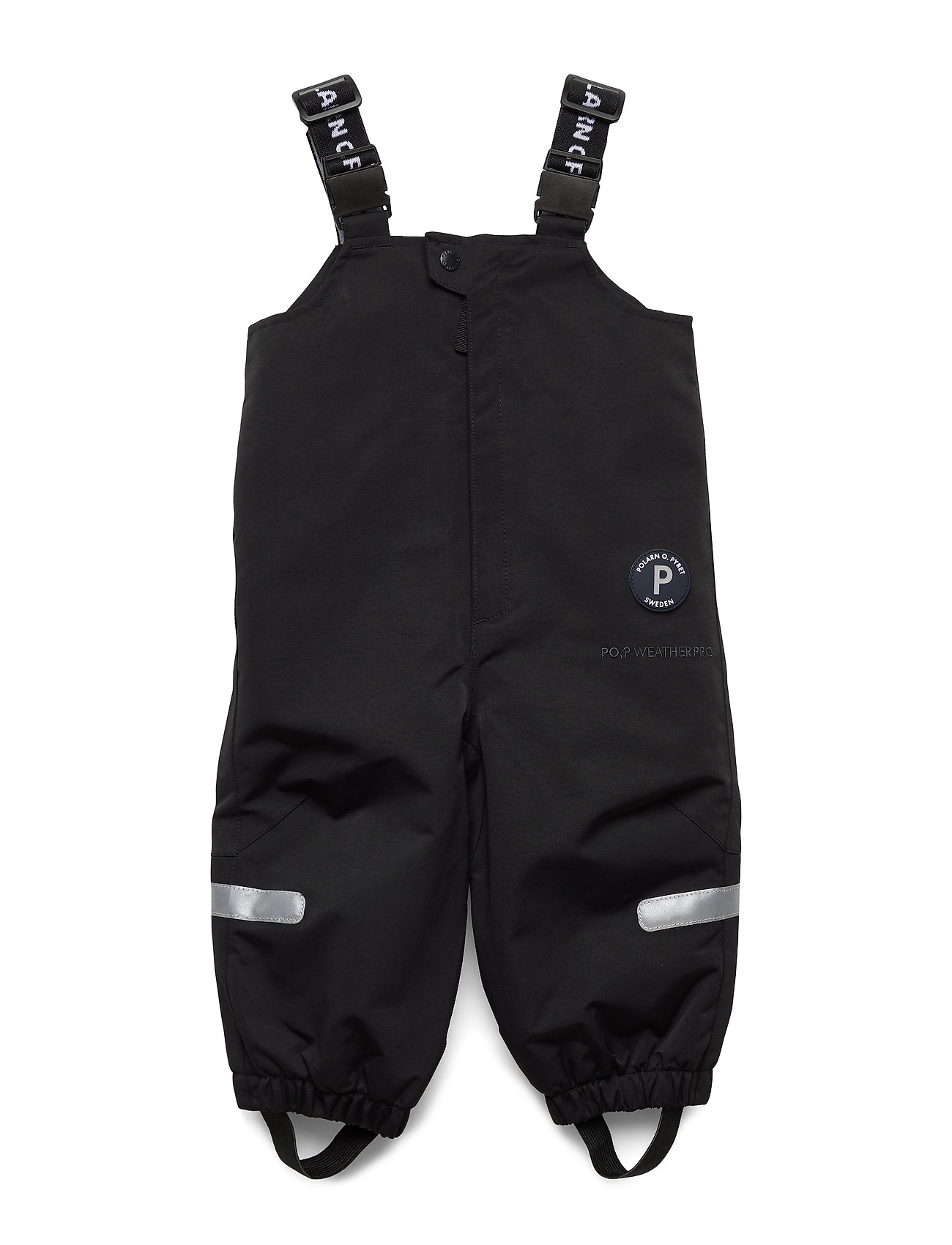 Polarn O. Pyret Trousers Shell Baby - BLACK
