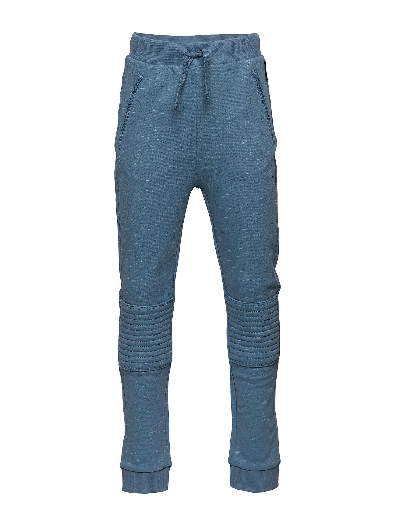 Polarn O. Pyret Trousers jersey School - BLUE HEAVEN