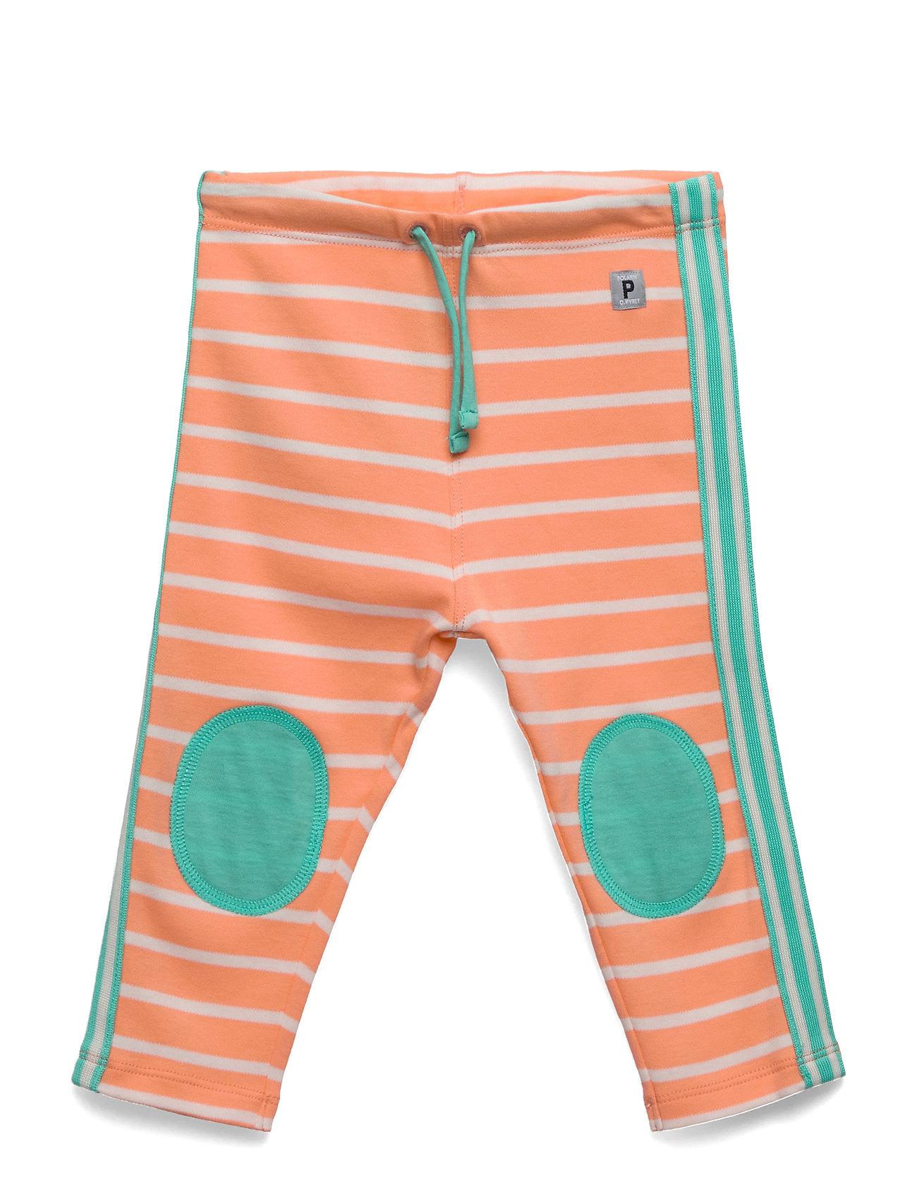 Polarn O. Pyret Trouser Jersey - CANTALOUPE
