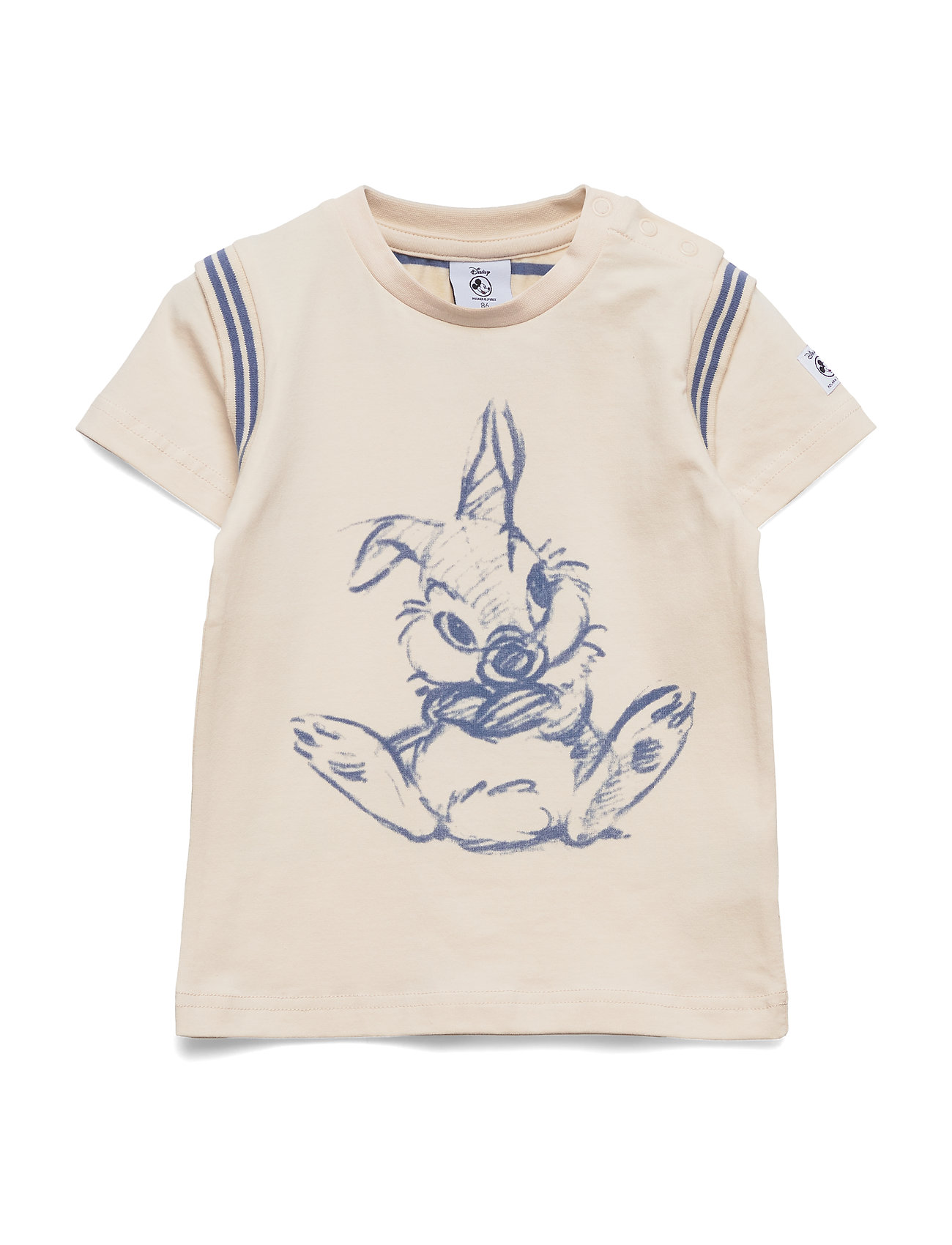 Polarn O. Pyret Disney Collection T-shirt print Pre-School - TAPIOCA