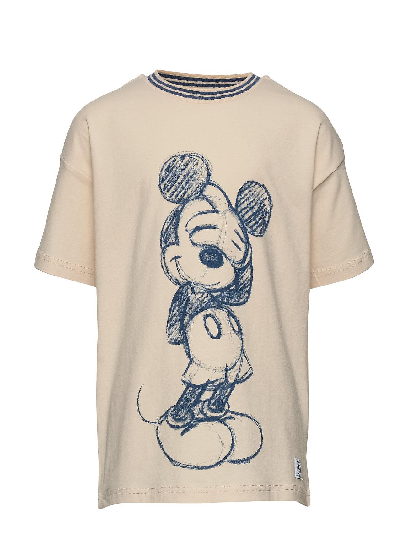 Polarn O. Pyret Disney Collection T-shirt print School - TAPIOCA