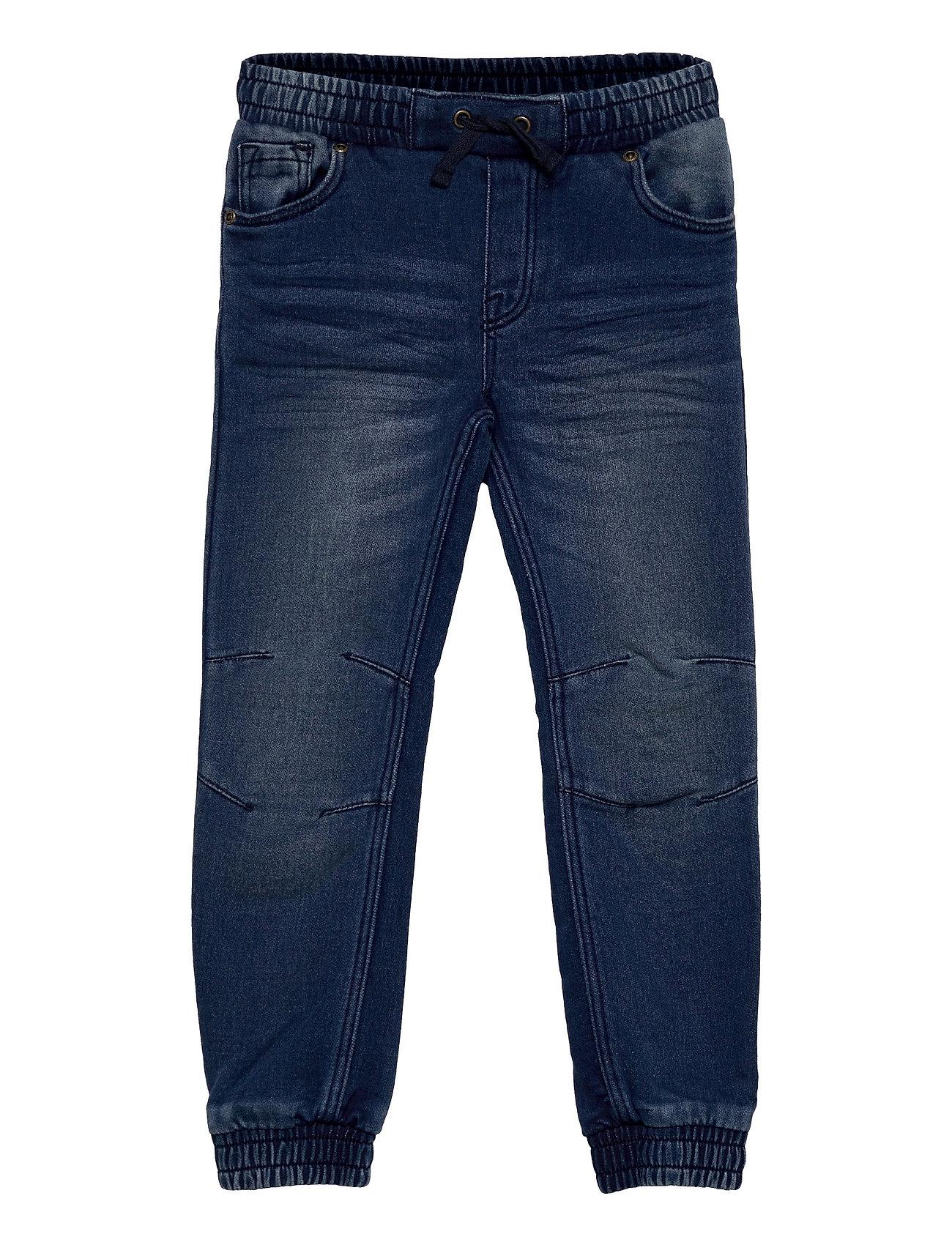 Jeans Regular Preschool Jeans Blå Polarn O. Pyret