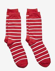 Socks 2-P PO.P Stripe - SKI PATROL