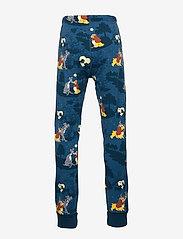 Polarn O. Pyret - Disney Collection Pyjamas AOP Preschool - sets - dark blue - 3