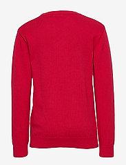 Polarn O. Pyret - Sweater Knitted School - gebreid - chili pepper - 1