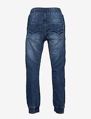 Polarn O. Pyret - Denim pull-on pants - jeans - blue denim - 1