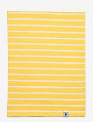 Polarn O. Pyret - Neckwarmer stripe Preschool - vintertøj - lemon drop - 1