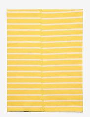 Polarn O. Pyret - Neckwarmer stripe Preschool - vintertøj - lemon drop - 2