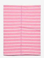 Polarn O. Pyret - Neckwarmer stripe Preschool - vintertøj - sachet pink - 2