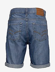 Polarn O. Pyret - Shorts Denim School - shortsit - light denim - 1