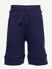 Polarn O. Pyret - Shorts jersey School - shortsit - medieval blue - 0