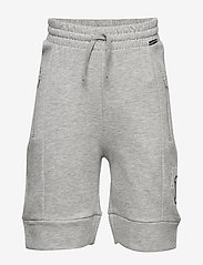 Polarn O. Pyret - Shorts jersey School - shortsit - greymelange - 0