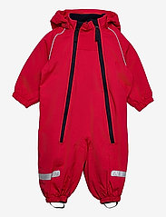 Polarn O. Pyret - Overall Shell Lined Baby - vêtements shell - ski patrol - 0