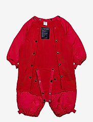 Polarn O. Pyret - Overall Shell Lined Baby - shell clothing - ski patrol - 2