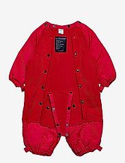 Polarn O. Pyret - Overall Shell Lined Baby - vêtements shell - ski patrol - 2