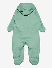Polarn O. Pyret - Overall Baby - softshells - oil blue - 1