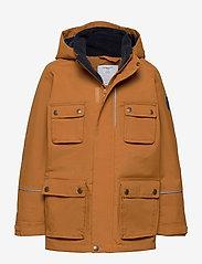 Polarn O. Pyret - Jacket Short School - jassen - iron - 0