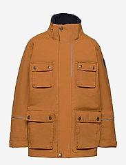 Polarn O. Pyret - Jacket Short School - jassen - iron - 2