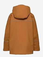 Polarn O. Pyret - Jacket Short School - jassen - iron - 3