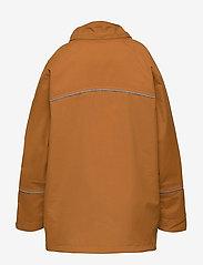 Polarn O. Pyret - Jacket Short School - jassen - iron - 4
