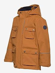 Polarn O. Pyret - Jacket Short School - jassen - iron - 5