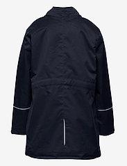 Polarn O. Pyret - Jacket Long School - shell jassen - dark sapphire - 4