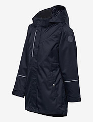 Polarn O. Pyret - Jacket Long School - shell jassen - dark sapphire - 5