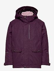 Polarn O. Pyret - Jacket 3 In 1 School - winterjassen - moon - 0