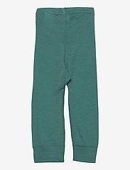 Polarn O. Pyret - Long Johns Wool Solid Baby - bovenkleding - oil blue - 1